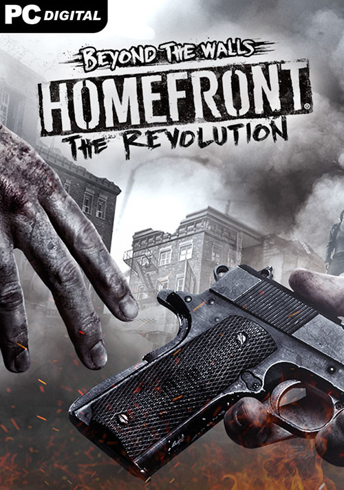 Homefront: The Revolution - Beyond the Walls - Packshot