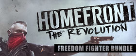 Homefront: The Revolution Freedom Fighter Bundle