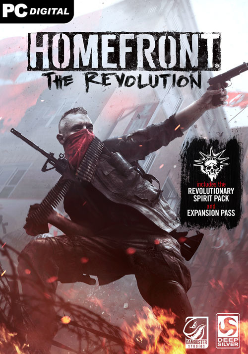 Homefront: The Revolution Freedom Fighter Bundle - Packshot