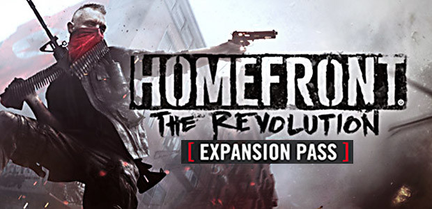 Homefront: The Revolution - Expansion Pass - Cover / Packshot