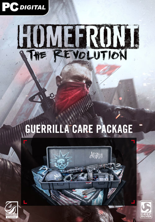 Homefront: The Revolution - The Guerilla Care Package - Packshot