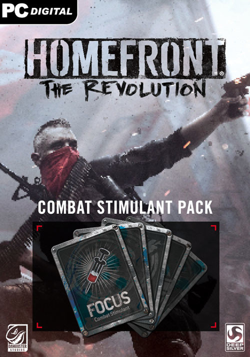Homefront: The Revolution - The Combat Stimulant Pack - Cover / Packshot