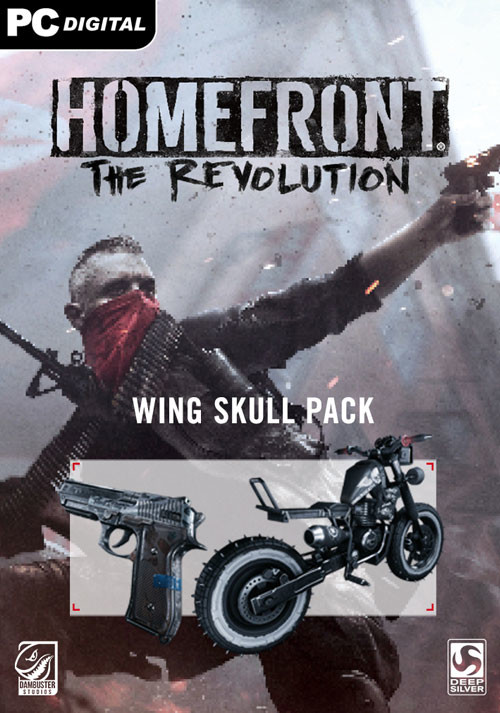 Homefront: The Revolution - The Wing Skull Pack - Cover / Packshot