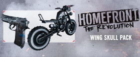 Homefront: The Revolution - The Wing Skull Pack