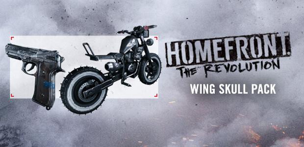 Homefront: The Revolution - The Wing Skull Pack - Cover / Packshot