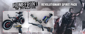 Homefront: The Revolution - The Revolutionary Spirit Pack