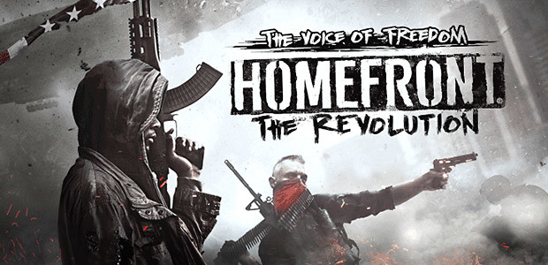 Homefront: The Revolution - The Voice Of Freedom - Cover / Packshot