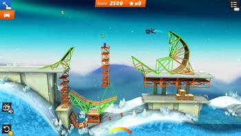 Screenshot4 - Bridge Constructor Stunts