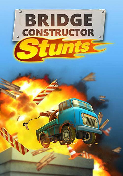 Bridge Constructor Stunts - Cover / Packshot