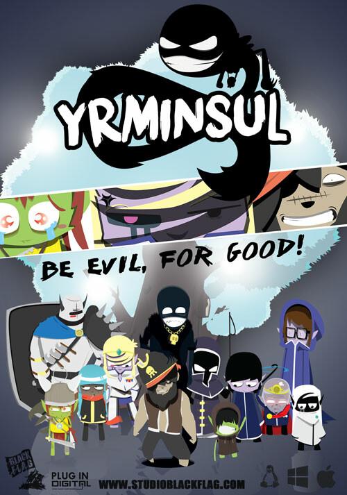 Yrminsul - Cover / Packshot