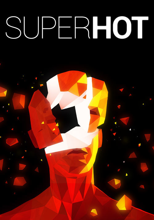 SUPERHOT - Cover / Packshot