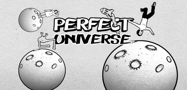 Perfect Universe - Cover / Packshot