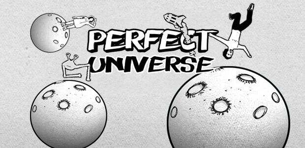 Perfect Universe - Cover / Packshot