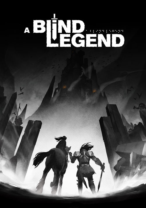 A Blind Legend - Cover / Packshot