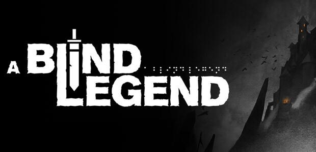 A Blind Legend - Cover / Packshot