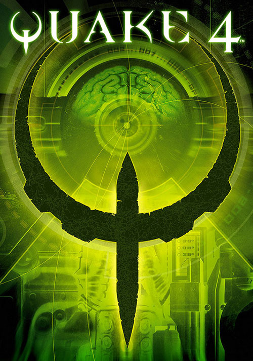 Quake IV - Cover