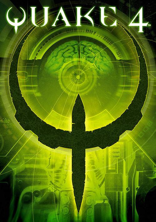 Quake IV - Packshot