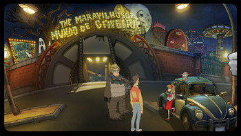 Screenshot7 - The Interactive Adventures of Dog Mendonça and Pizzaboy