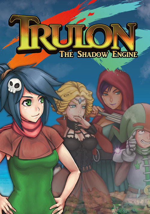 Trulon: The Shadow Engine - Cover