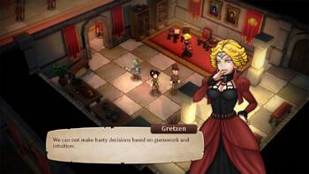 Screenshot1 - Trulon: The Shadow Engine