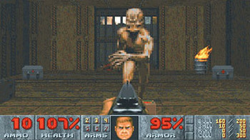 Screenshot3 - DOOM II