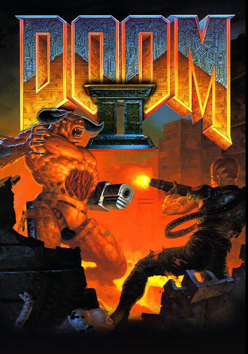 DOOM II - Cover / Packshot