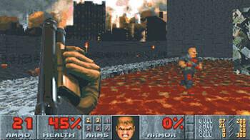 Screenshot4 - DOOM II