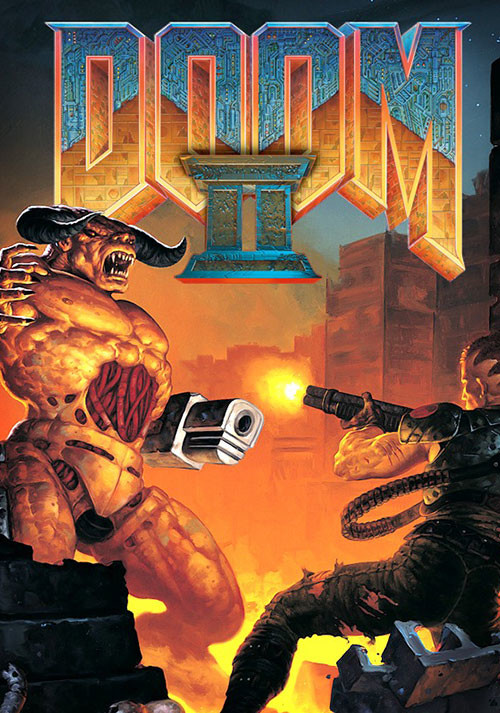 DOOM II - Cover / Packshot