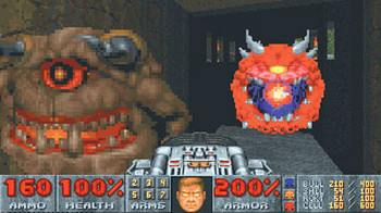 Screenshot1 - DOOM II