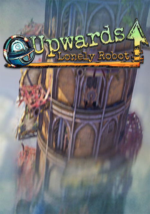 Upwards, Lonely Robot - Packshot