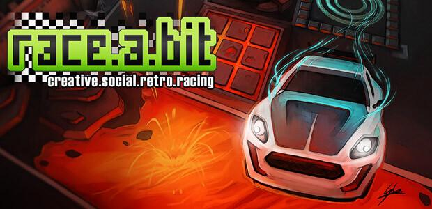 Race.a.bit - Cover / Packshot