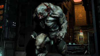 Screenshot1 - DOOM 3