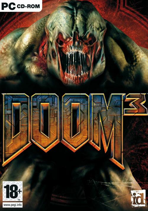 DOOM 3 - Cover