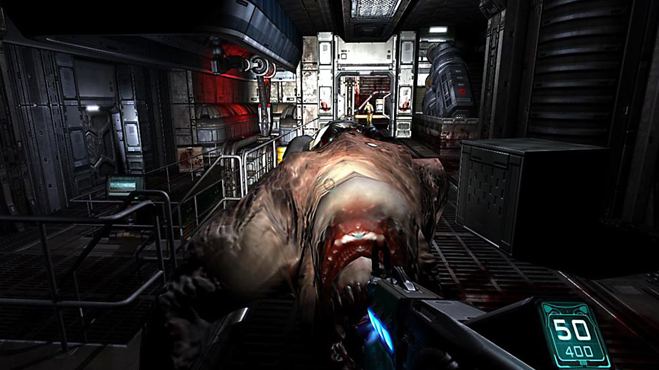 DOOM 3 - Resurrection of Evil ...