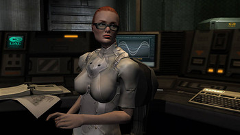 Screenshot2 - DOOM 3 - Resurrection of Evil DLC