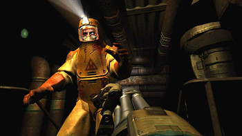 Screenshot3 - DOOM 3 - Resurrection of Evil DLC