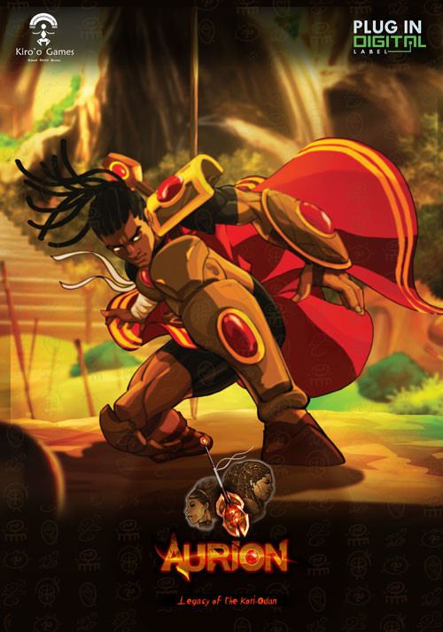 Aurion: Legacy of the Kori-Odan - Cover