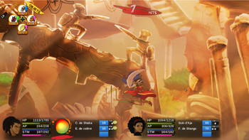 Screenshot1 - Aurion: Legacy of the Kori-Odan