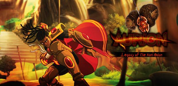 Aurion: Legacy of the Kori-Odan - Cover / Packshot