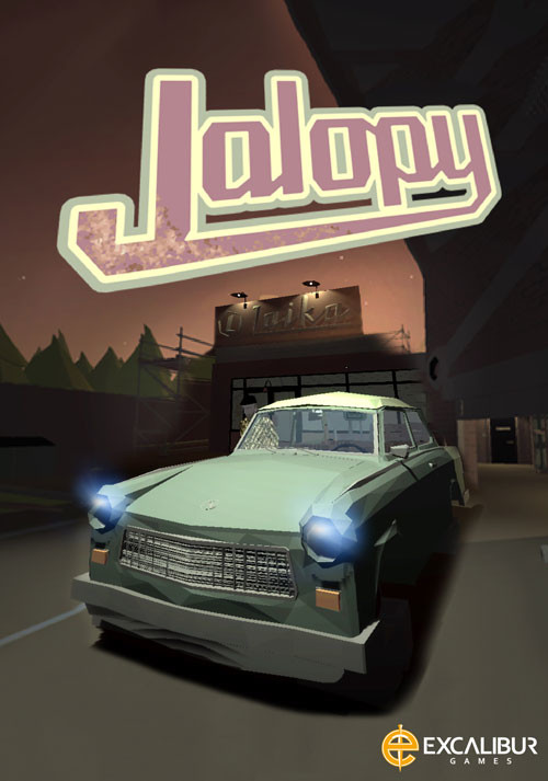 Jalopy - Cover