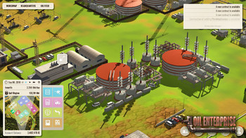 Screenshot1 - Oil Enterprise
