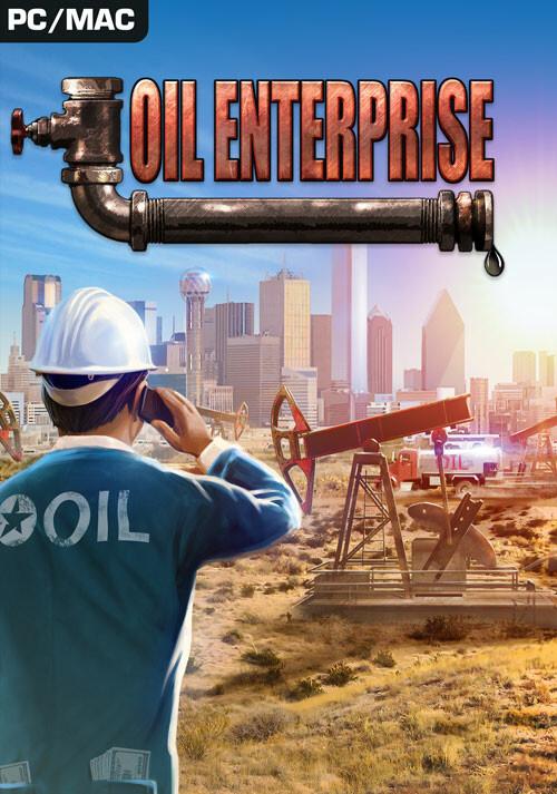 Oil Enterprise - Cover / Packshot