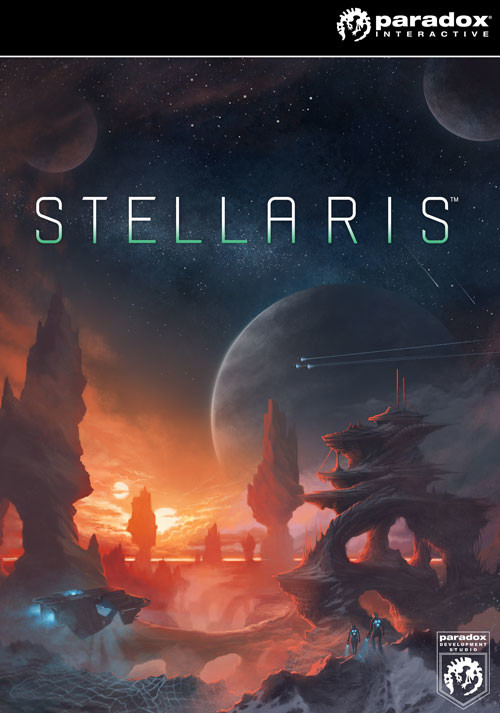 Stellaris - Cover / Packshot
