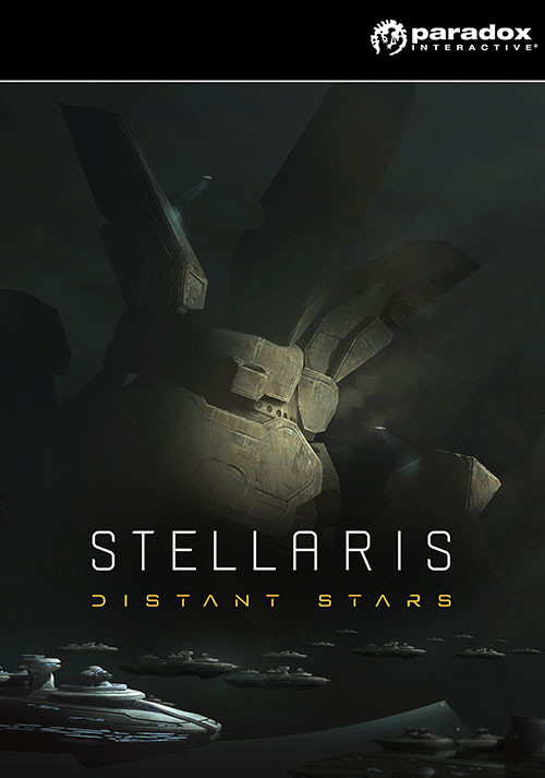 Stellaris: Distant Stars Story Pack - Cover / Packshot