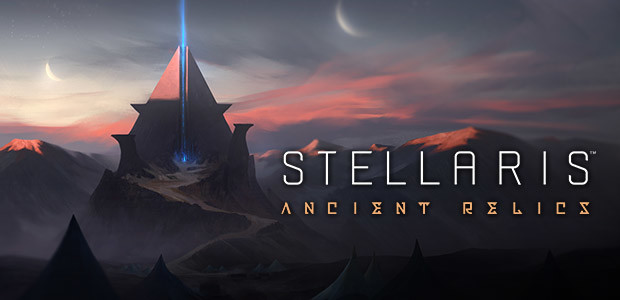 Stellaris: Ancient Relics Story Pack - Cover / Packshot