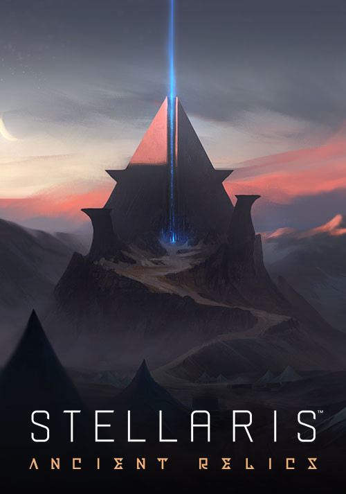 Stellaris: Ancient Relics Story Pack - Cover