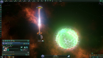 Screenshot4 - Stellaris: Ancient Relics Story Pack