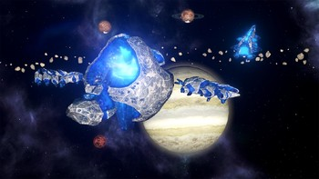 Screenshot10 - Stellaris: Lithoids Species Pack