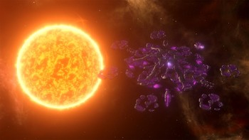 Screenshot2 - Stellaris: Lithoids Species Pack
