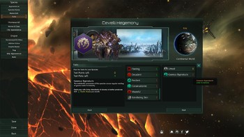 Screenshot8 - Stellaris: Lithoids Species Pack